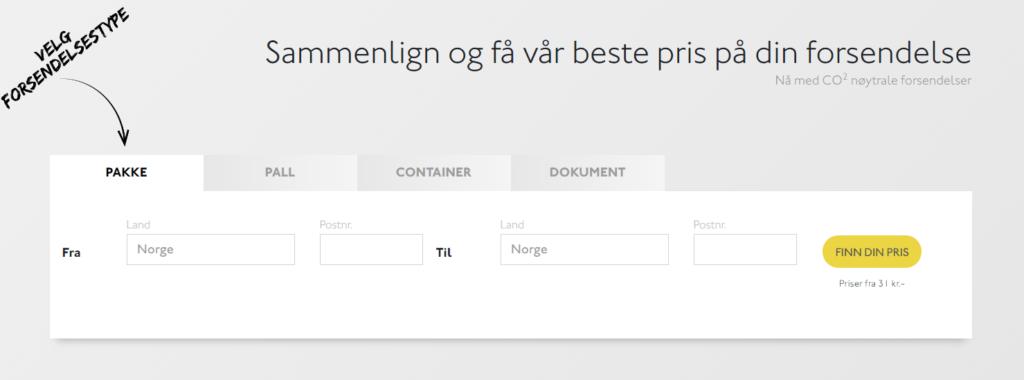 finn BRING pakkebutikk {Bring(City)